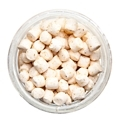 BERKLEY POWERBAIT CRAPPIE NIBBLES WHITE .9 OZ CNW