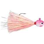 VMC HOT SKIRT JIG 1/16 OZ PINK PEARL HSG116-PP