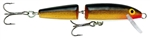 "RAPALA JOINTED MINNOW 2-3/4"" 1/8 OZ GOLD J07-G"
