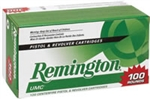 Remington UMC Handgun Ammunition Value Pack L40SW3B 40 S&W Metal Case 180 GR