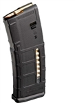 MAGPUL 30 ROUND BLACK MAGLEVEL PMAG, WINDOW MAG210-BLK