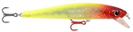 "MATZUO GLASS ZANDER SHAD 3 5/8"" 1/2 OZ HOT SAUCE SHINER MZS9D-GHSS"