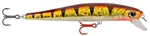 "MATZUO ZANDER SHAD 3 5/8"" 1/2 OZ TIGER PERCH MZS9D-TPR"