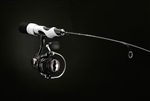 "13 Fishing Wicked Ice Spinning Combo 25"" Light"