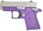 "Colt Mustang XSP Pocketlite Pistol O6790PRST 380 ACP 2.75"" Purple Grips Stainless Brushed Finish 6 Rds"