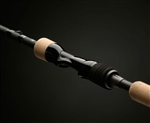 "13 Fishing Omen Black Gen 2 Spinning Rod 7'1"" Med. Heavy"
