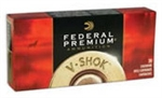 Federal 243 WIN 55GR NOSLER