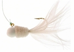 MR CRAPPIE SLAB DADDY JIG 1/32 OZ WHITE 3PK SD1D-701