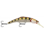 "MATZUO KINCHOU MINNOW 3 1/2"" 5/16 OZ TIGER PERCH SMDS9-TPR"