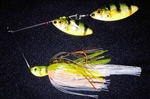LEENA LURE 1/2 OZ SPINNERELLA ELITE SERIES SPINNER BAIT SPE-12-01