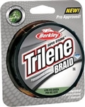 BERKLEY TRILENE BRAID PROF. GRADE 20/6 150YDS MOSS GREEN TBFB20-22