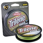 BERKLEY TRILENE TRACER BRAID 20# 150YDS TBFS20-TR