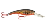 "MATZUO TOURNAMENT CRANK 3"" 3/8 OZ GOLD BLACK BACK ORANGE BELLY TC148-GBOG"