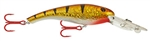 "MATZUO TOURNAMENT CRANK 2.5"" 1/4 OZ TIGER PERCH TC149-TPR"