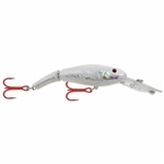 "MATZUO JOINTED TOURNAMENT CRANK 3"" 3/8 OZ WHITE SATIN TCJ148-271"