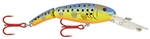 "MATZUO JOINTED TOURNAMENT CRANK 2.5"" 1/4 OZ HOT STEEL TCJ149-267"
