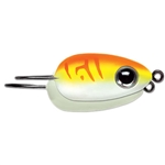 VMC TEAR DROP JIG 1/8 OZ GLOW ORANGE FIRE UV TDJ18GOFU