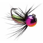 VMC TUNGSTEN FLY JIG 1/32 OZ METALLIC RAINBOW TFJ132MRNB
