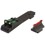 TRUGLO LEVER ACTION RIFLE FIBER OPTIC SIGHT SET WINCHESTER 94 RED/GREEN TG112