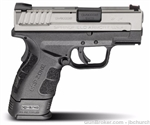 "Springfield XD Mod 2 9MM Stainless 3"" XDG9821HC"