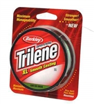 BERKLEY TRILENE XL FILLER SPOOL 4LB 330YDS LOW-VIS GREEN XLFS4-22