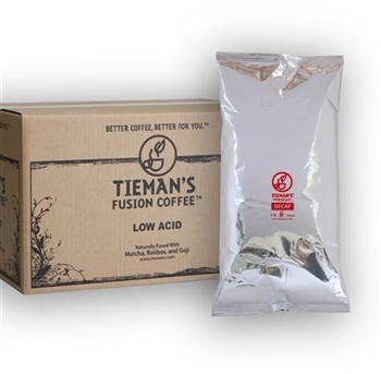 Tieman's Coffee is Low Acid
