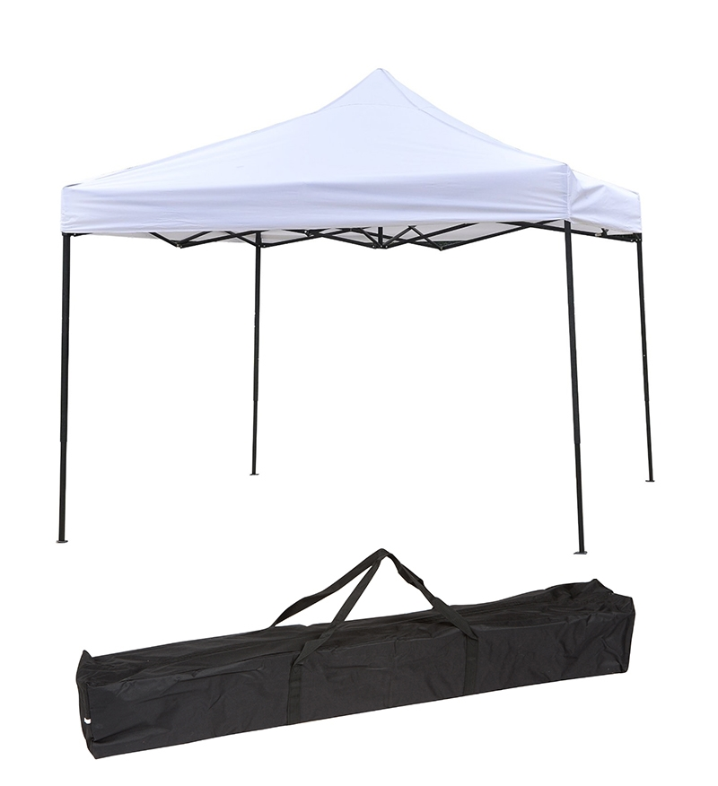 10ft by 10ft Collapsible Whtie Canopy - Event Set Up - Portable u0026 Lightweight  sc 1 st  Trademark Innovations & 10ft by 10ft Collapsible Whtie Canopy - Event Set Up - Portable ...