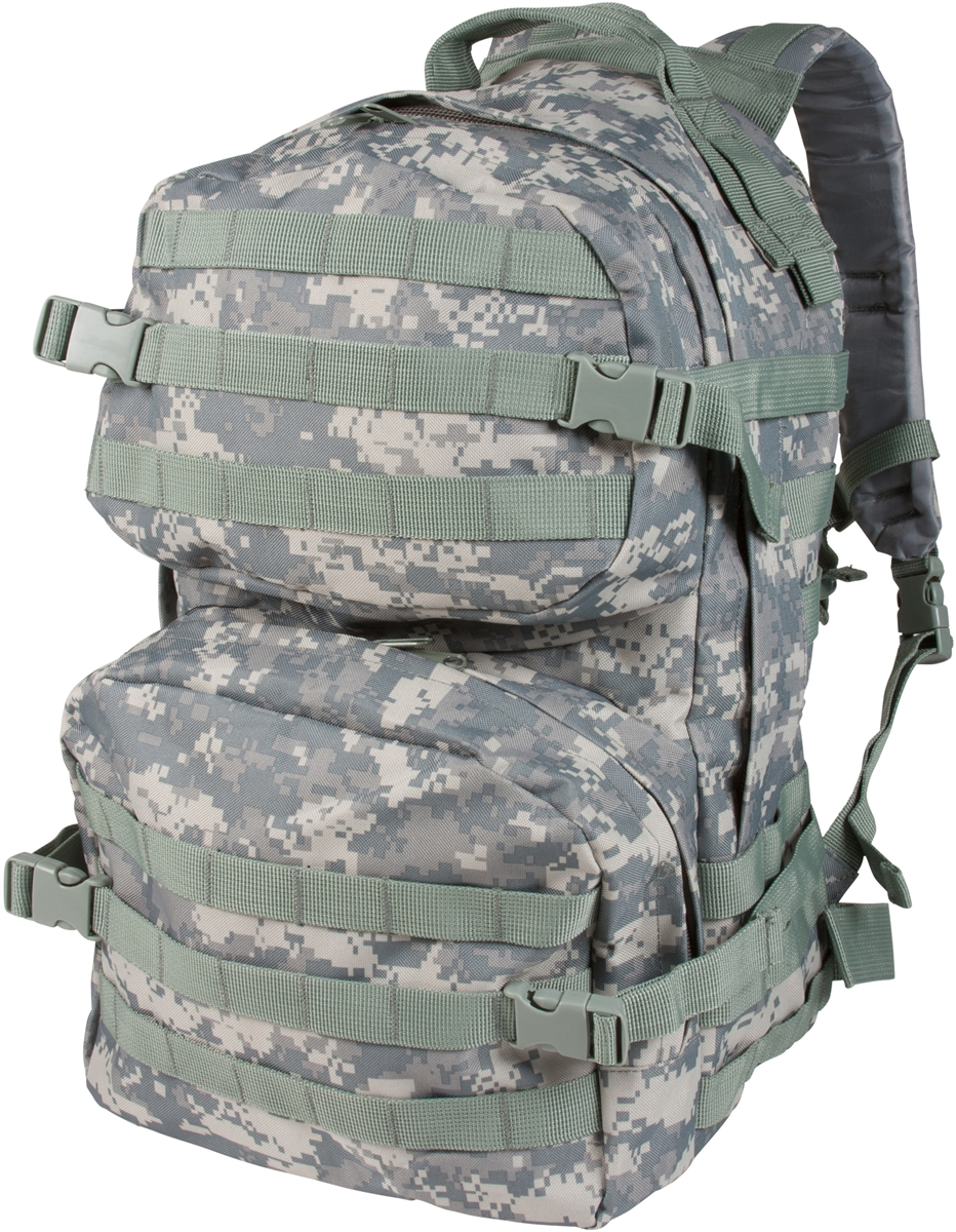 ACU Digital Camouflage Camo Premium Backpack 8f2a6c95a