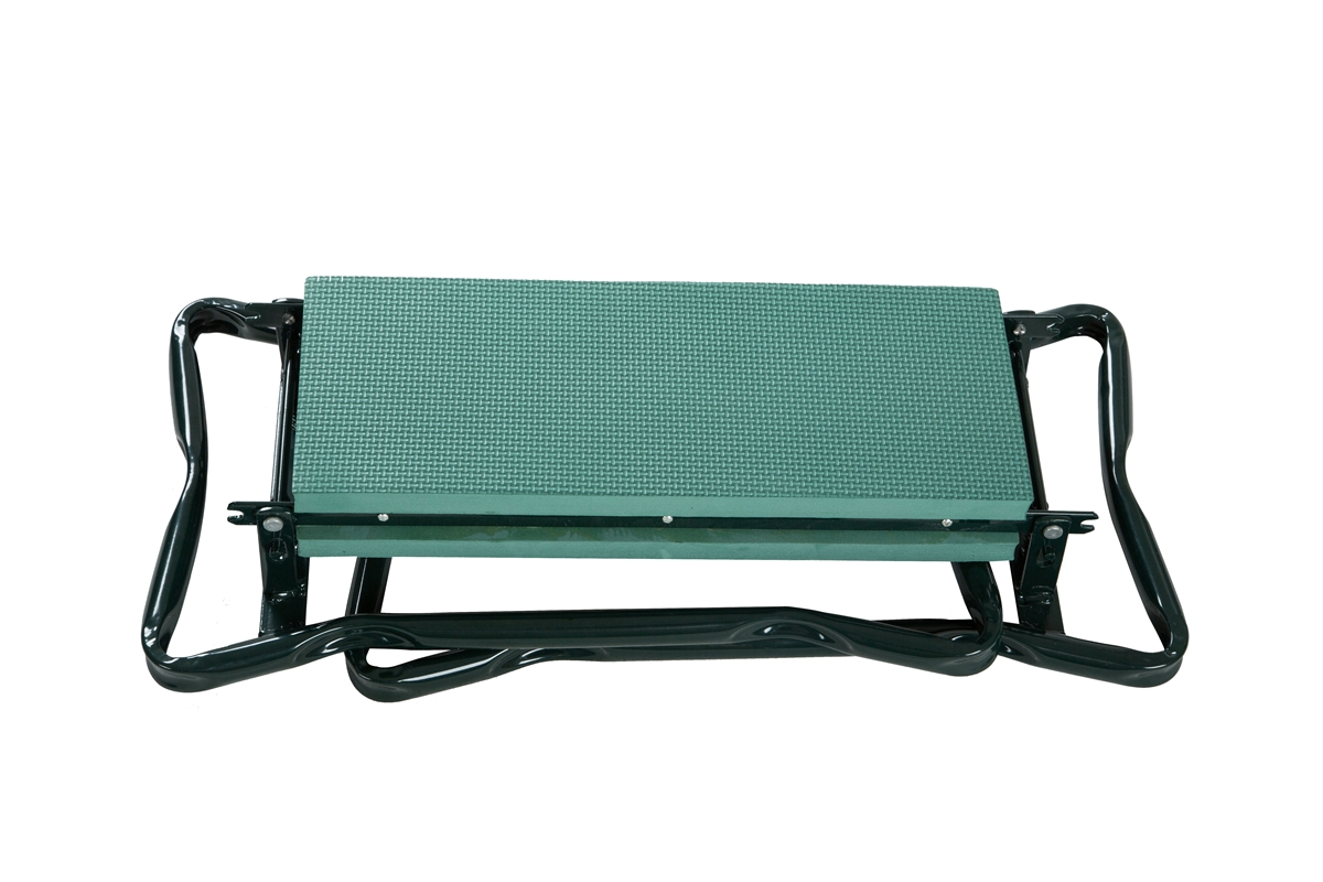 Garden Kneeler and Seat 23L x 11W x 19H by Trademark Innovations