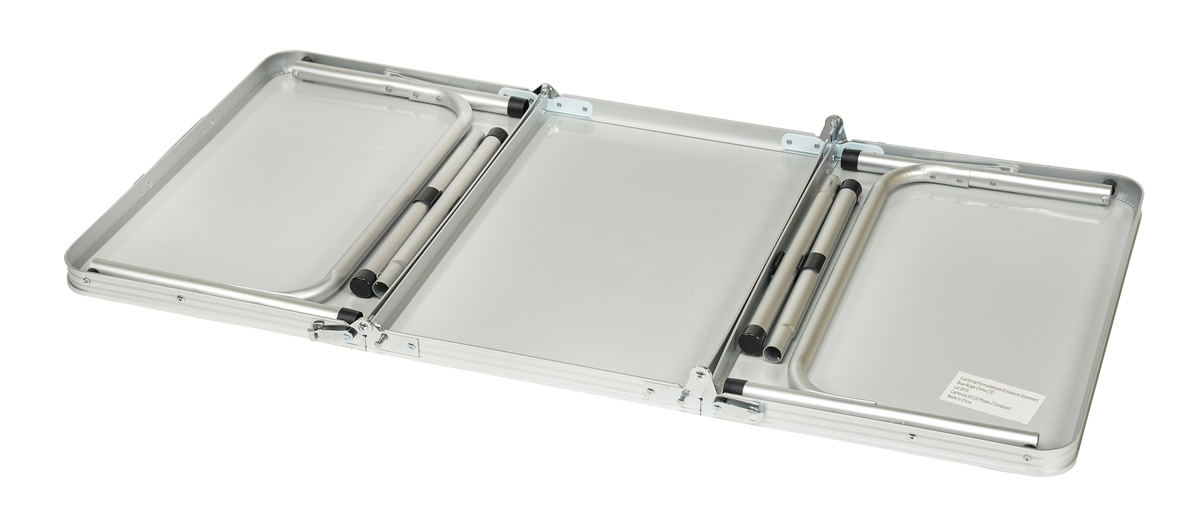 portable adjustable lightweight aluminum folding tabletrademark
