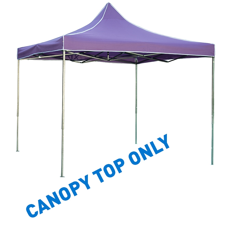 10u0027 x 10u0027 Square Replacement Canopy Gazebo Top Assorted Colors By Trademark Innovations (Purple)  sc 1 st  Trademark Innovations & x 10u0027 Square Replacement Canopy Gazebo Top Assorted Colors By ...