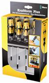 024410 Chiseldriver Screwdriver Set 6Pc (Tx) 977/6