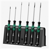 118150 Micro Screwdriver Set 6Pc (Sl/Ph) 2035/6 A