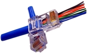 EZ-RJ45 CAT 5/5e Connectors