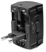 Universal Power Plug Adapter Surge Protection, 150 Joules