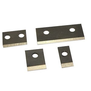 EZ-RJ PRO HD Replacement Blade Set. 4 pc. Clamshell.