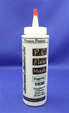 1030 PC Flex Solder Mask 8 oz bottle - Regular Viscosity Premium products