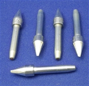 Soldering Tips 1/16in Chisel(Thermo-drive) for PS-90 soldering irons - Pkg of 5