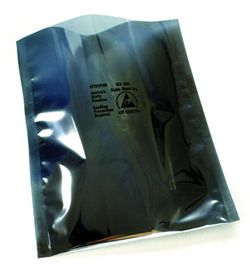 SCS Static Shielding Bag SCC 1500, Metal-out, 5 in. x 8 in., 100 per bag