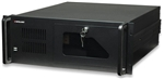 Rackmount Industrial Computer Chassis 4U, with fan and 20/24-pin 300 W power supply