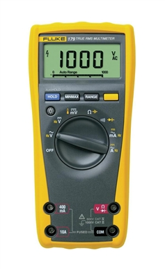 Fluke 179 True RMS Multimeter with Temperature measurements