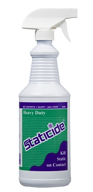 Heavy Duty Staticide 2005 - 1-quart bottle with sprayer