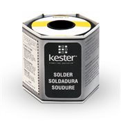 SOLDER WIRE 1LB SPOOL SN63 PB37 66 CORE 44 Rosin FLUX .050 DIAMETER