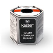 SOLDER WIRE 1LB SPOOL SN63 PB37 66 CORE 331 Water Soluble FLUX .062 DIAMETER
