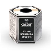 SOLDER WIRE 1LB SPOOL SN63 PB37 50 CORE 245 No Clean FLUX .020 DIAMETER