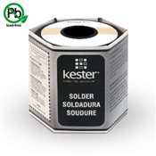 SOLDER WIRE LEAD FREE 1LB SPOOL SAC305 58 CORE 275 Water Soluble FLUX .020 DIAMETER