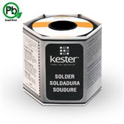 SOLDER WIRE LEAD FREE 1LB SPOOL K100LD 66 CORE 48 RMA FLUX .031 DIAMETER