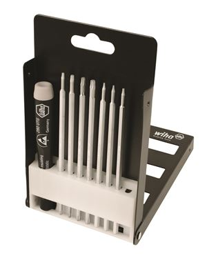Sys 4 ESD Safe Torx 8Pc Set T3-T20