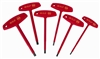 Insulated T-Handle Hex Inch 6 Pc Set
