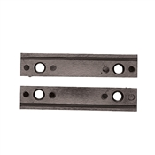 344 GROOVED NYLON JAWS (pair) for 301, 303, 304 & 381 w/screws